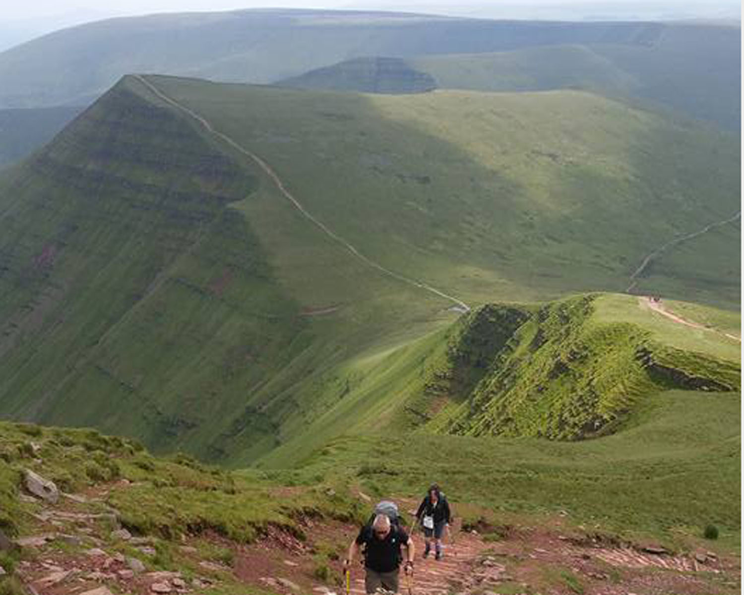 Linear Walks, Brecon Beacons Tours