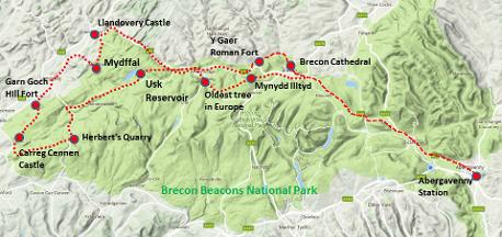 Way out West Brecon Beacons Tours