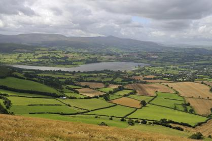 Llangorse Lake, Scenery Explained Wales day tours